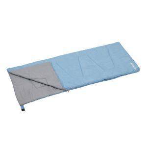 キャプテンスタッグ◇洗えるシュラフ(寝袋)600(ブルー) UB-3 shoptakumi