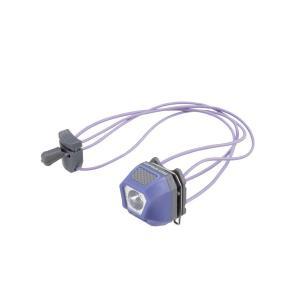 キャプテンスタッグ◇ミニデコ LEDヘッド&クリップライト(パープル) UK-3012|shoptakumi