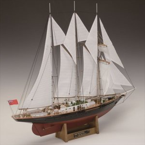 ウッディジョー 木製帆船模型 1/75 サー・ウインストン・チャーチル 組立キット|shoptakumi