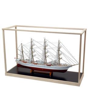 ウッディジョー☆帆船ケース4型 1/160 日本丸【4560134355040】|shoptakumi