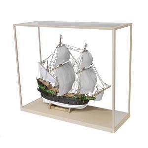 ウッディジョー☆帆船ケース16型 1/80サン・ファン・バウティスタ|shoptakumi