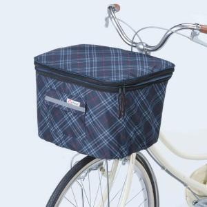 自転車カゴに●2段式 前カゴカバー|shoptukiusagi