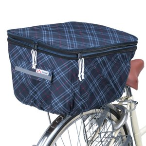 自転車カゴに●2段式 後カゴカバー|shoptukiusagi
