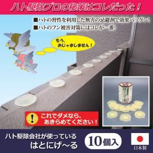 ハト駆除会社が使っている「はとにげ〜る」 805982|shoptukiusagi