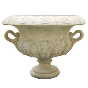 アカンサス模様の壺型プランター / Acanthus Urn|shoptukiusagi