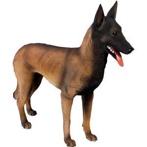 FRPアニマルオブジェ ベルギー犬|shoptukiusagi