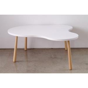 クル リビングテーブルL p-1805|shoptukiusagi