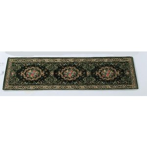 ゴブラン織 セニールマット   框  YAN048  34x120cm  p-61007 shoptukiusagi