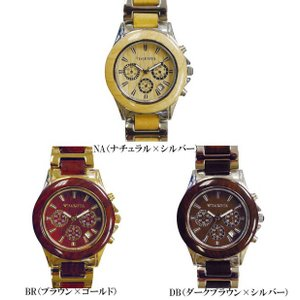 DAKOTA ナチュラルウッドウォッチ DNW-004 p-61303|shoptukiusagi