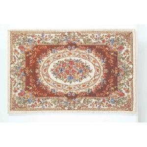 ゴブラン織 セニールマット YAN138   90×140cm  p-6486 shoptukiusagi