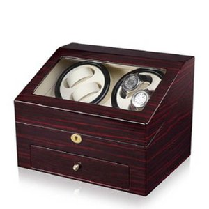 腕時計ワインディングマシン&腕時計コレクションケース  ツイン p-8354|shoptukiusagi