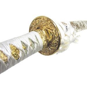 日本刀(模造刀)・美術刀 白金雲 小刀のみ(脇差)|shoptukiusagi|04