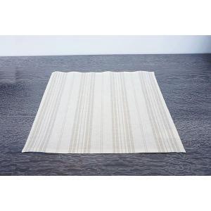 PLACE MAT Palette enduit/Ivory&Light beige|shopv