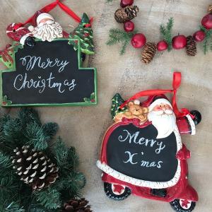 CHRISTMAS FUNNY スクーターサンタボード|shopv