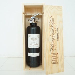 Extinguisher ボックスワインボトル/ブラック|shopv
