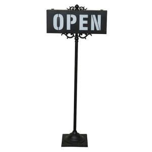 サイン/OPEN&CLOSED|shopv
