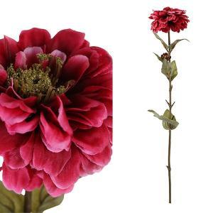 FLOWER ジニアL/マゼンタ shopv