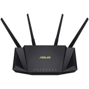 ASUS WiFi 無線 ルーター WiFi6 2402+574Mbps デュアルバンド RT-AX3000【 メッシュ機能付 】【 3階建/4LDK shopwin-win