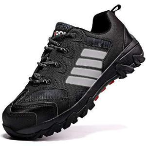[アッション] 安全靴 メンズ 衝撃吸収 作業靴 レディース ローカット 耐油 防水 ワーキングシューズ 通気性 安全スニーカー 鋼製先芯 ワークマン|shopwin-win