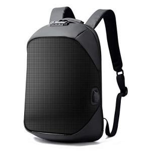 U-TOO リュック ビジネスバッグ ビジネスリュック メンズ バッグパック TSAロック 20L 軽量 防犯 セキュリティ 盗難対策 防水 大容量|shopwin-win