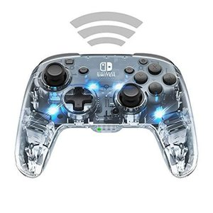PDP Afterglow Switch Wireless Deluxe Controllerスイッチ ワイレス Pro コントローラー [並行輸入品 shopwin-win