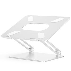 BoYata ノートパソコンスタンド ノートpc スタンド タブレットスタンド 高さ/角度調整可能 姿勢改善 腰痛/猫背解消 折りたたみ式 パソコン shopwin-win