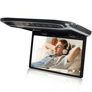LOSKAフリップダウンモニター 12.1インチデジタルフリップダウンモニター LEDバックライト液晶HDMI MicroSD対応 shopwin-win