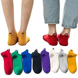 靴下 セサミストリート SESAMI STREET レディース くるぶしソックス フットカバー クルーソックス かわいい 蒸れない 脱げにくい 立体 shopwin-win