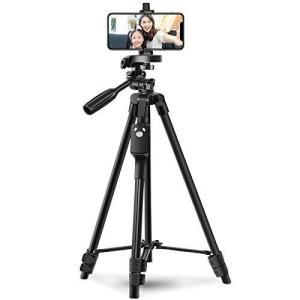 三脚 スマホ三脚 リモコン付き ビデオカメラ 一眼レフカメラ ミニ三脚 さんきゃく 3WAY雲台 4段階伸縮 360回転 収納袋付きiPhone/An|shopwin-win