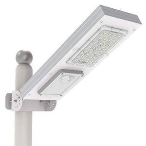 【強化版 4種類照明モード 明暗&人感センサー】TENKOO LED街灯 10W ソーラーライト 屋外 IP65防水 フル充電最長10日点灯 ソーラー|shopwin-win