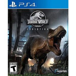 Jurassic World Evolution (輸入版:北米) - PS4 shopwin-win
