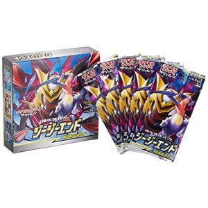 ポケモンカードゲーム サン&ムーン 強化拡張パック「 ジージーエンド」 BOX|shopwin-win
