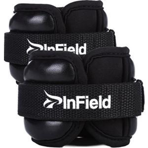 InField アンクルウェイト リストウェイト 筋トレ ウォーキング ダイエット エクササイズ 体幹トレーニング パワーアンクル リストバンド 0. shopwin-win
