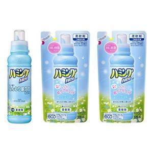 ハミングNeo 柔軟剤 ホワイトフローラルの香り 本体 400ml shopwin-win