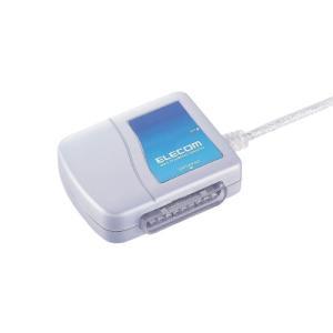 エレコム ゲームパッドコンバータ USB接続 プレステ/プレステ2コントローラ対応 1ポート JC-...
