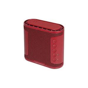 audio-technica ワイヤレススピーカー Bluetooth レッド AT-SBS50BT...