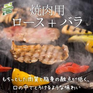 ★パインを食べて育ったアグー豚 F1種★沖縄 石垣島 高級 焼肉 豚肉 バラ ロース 400g ギフ...