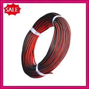 TUOFENG 20 awgシリコン電線20メートル[黒10 m赤10 m] 2導線平行電線ソフトで柔軟な20ゲージフック無酸素素線錫メッキ|shopyamamoto