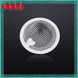 洗面台排水口用 ゴミ受け 排水溝 ゴミ受け パンチング ステンレス 排水口サイズ:35-45mm shopyamamoto