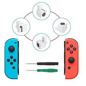 Nintendo Switch Joy-Con交換部品 ジョイコン 尾錠 修理パーツ コントローラー...
