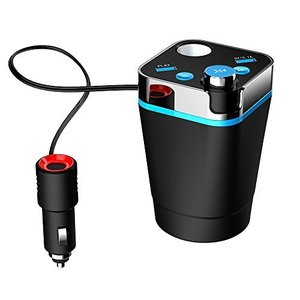 iFormosa Bluetooth FMトランスミッター ブルートゥース カップ microSD ...