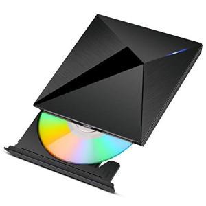 【2019年最新版】 iCasso USB3.0 DVDドライブ 外付け ポータブル スーパーマルチ...