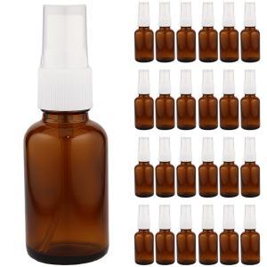 [送料無料]遮光瓶(スプレー付) 褐色 30ml 1ケース(24本入)|shopyuwn