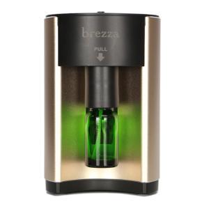 [送料無料]アロマディフューザーBrezza ゴールド 精油セットアロマ芳香器|shopyuwn