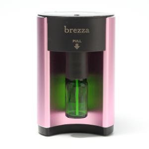 [送料無料]アロマディフューザーBrezzaピンク精油セットアロマ芳香器|shopyuwn
