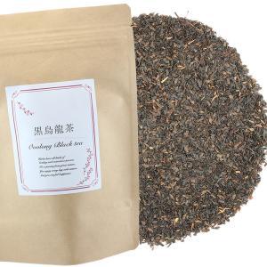 黒烏龍茶 茶葉 100g 黒ウーロン茶 水仙ウーロン茶 中国茶|shopyuwn