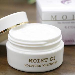 モイストC1 43ml 美容クリーム 脂溶性ビタミンC誘導体 高濃度(6%)配合|shopyuwn