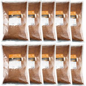 ココナッツシュガー 業務用10Kg 有機JASオーガニック認証 低GI食品ヤシ蜜糖天然糖砂糖の代替品として 送料無料|shopyuwn