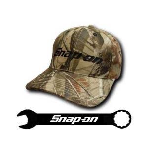 Snap-on(スナップオン)キャップ,帽子「OUTDOORSMAN CAMO CAP」|shouei-st