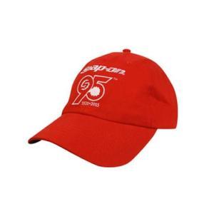 Snap-on(スナップオン)キャップ,帽子「95th ANNIVERSARY RED CAP」|shouei-st